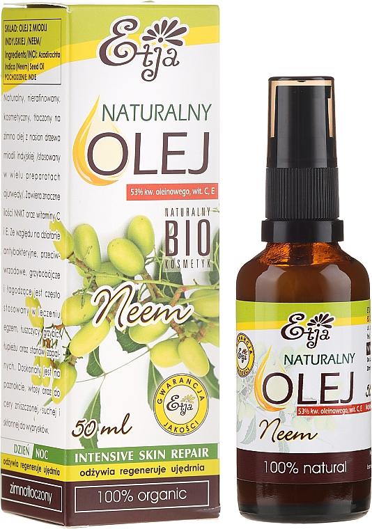 Natural Neem Seed Oil - Etja Natural Neem Oil