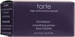 Fragrances, Perfumes, Cosmetics Face Primer - Tarte Cosmetics Timeless Smoothing Primer