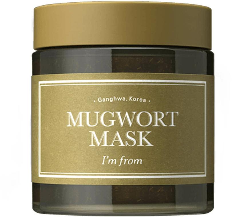 Wormwood Face Mask - I'm From Mugwort Mask