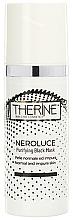 Fragrances, Perfumes, Cosmetics Facial Black Mask - Therine Neroluce Purifying Black Mask