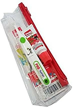 Fragrances, Perfumes, Cosmetics Set - PHB Plus Junior Ladybug (toothbrush+toothpaste/15ml+bag)