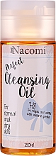 Fragrances, Perfumes, Cosmetics Makeup Removal Oil for Normal and Dry Skin - Nacomi Cleansing Oil Make Up Remover