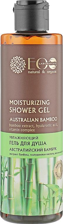 "Moisturizing Shower Gel ""Australian Bamboo"" - ECO Laboratorie"