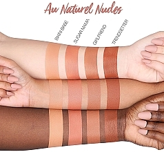 Set - Huda Beauty Au Naturel Nudes Liquid Matte Minis (4 x lipstick/1.9ml) — photo N3