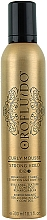 Fragrances, Perfumes, Cosmetics Strong Hold Curling Mousse - Orofluido Curly Mousse Strong Hold