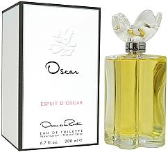 Fragrances, Perfumes, Cosmetics Oscar De La Renta Espirit D'oskar - Eau de Toilette