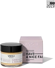 Fragrances, Perfumes, Cosmetics Deep Moisturizing Day Face Cream - Veoli Botanica Deep Moisturizer Have A Nice Face