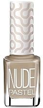 Fragrances, Perfumes, Cosmetics Nail Polish - Pastel Nude Nail Polish