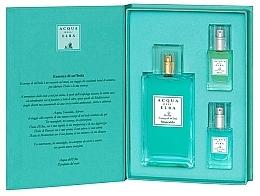 Fragrances, Perfumes, Cosmetics Acqua Dell Elba Acqua - Set (edp/100ml+edp/mini/15ml+edp/mini/15ml)
