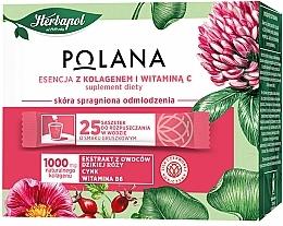 "Fragrances, Perfumes, Cosmetics Dietary Supplement ""Essence With Collagen & Vitamin C"" - Polana"