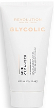 Fragrances, Perfumes, Cosmetics Face Cleanser - Revolution Skincare Glycolic Acid AHA Glow Mud Cleanser