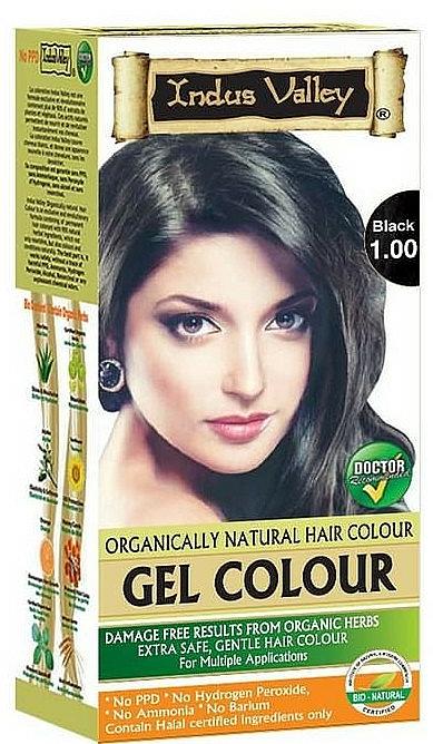 Hair Color - Indus Valley Gel Colour