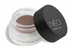Fragrances, Perfumes, Cosmetics Brow Cream - NEO Make Up Pro Cream Brow Maker