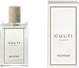 Fragrances, Perfumes, Cosmetics Room Fragrant Spray - Culti Milano Room Spray Mountain