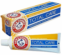 Fragrances, Perfumes, Cosmetics Toothpaste - Arm & Hammer Total Care Baking Soda Toothpaste