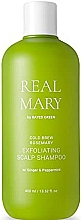Fragrances, Perfumes, Cosmetics Cleansing Rosemary Shampoo - Rated Green Real Mary Exfoliating Scalp Shampoo