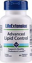 Fragrances, Perfumes, Cosmetics Advanced Lipid Control Complex - Life Extension Advanced Lipid Control
