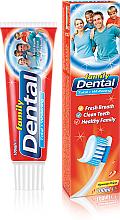 Fragrances, Perfumes, Cosmetics Total Protection & Whitening Toothpaste - Dental Family Total Whitening