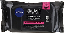 Fragrances, Perfumes, Cosmetics Makeup Remover Wipes - Nivea MicellAIR Expert Micellar Makeup Remover Wipes