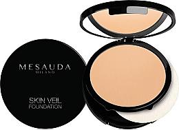 Fragrances, Perfumes, Cosmetics Long-Lasting Compact Foundation - Mesauda Milano Skin Veil Foundation