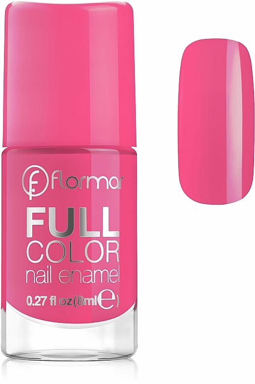 Nail Polish - Flormar Full Color Nail Enamel