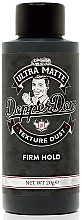 Fragrances, Perfumes, Cosmetics Styling Hair Paste - Dapper Dan Ultra Matte Texture Dust