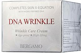 Fragrances, Perfumes, Cosmetics Anti-Aging Face Cream - Bergamo Dna Wrinkle Face Cream