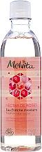 Fragrances, Perfumes, Cosmetics Refreshing Miccelar Water - Melvita Nectar De Rose Fresh Micellar Water