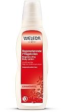 Fragrances, Perfumes, Cosmetics Pomegranate Regenerating Body Milk - Weleda Granatapfel Regenerierende Pflegelotion