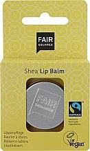 """Fragrances, Perfumes, Cosmetics Lip Balm """"Vanilla"""" - Fair Squared Lip Balm Shea"""