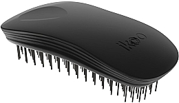 Fragrances, Perfumes, Cosmetics Hair Brush - Ikoo Home Black Brush
