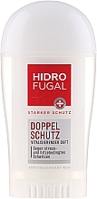 """Fragrances, Perfumes, Cosmetics Antiperspirant Stick """"Double Protection"""" - Hidrofugal Double Protection Stick"""