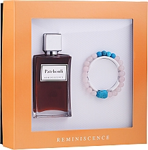 Fragrances, Perfumes, Cosmetics Reminiscence Patchouli - Set (edt/50ml + bracelet)