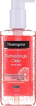 Fragrances, Perfumes, Cosmetics Facial Cleanser - Neutrogena Visibly Clear Pink Grapefruit Facial Wash
