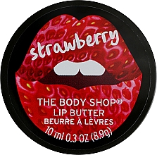 Fragrances, Perfumes, Cosmetics Lip Butter - The Body Shop Strawberry Lip Butter
