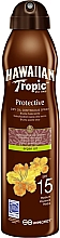 Fragrances, Perfumes, Cosmetics Protective Dry Oil - Hawaiian Tropic Protective Argan Oil Spray SPF 15