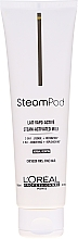 Fragrances, Perfumes, Cosmetics Normal Hair Care Cream - L'Oreal Professionnel Steampod Smoothing Milk Fiber Replenishing
