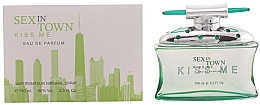 Fragrances, Perfumes, Cosmetics Concept V Design Sex In Town Kiss Me - Eau de Parfum