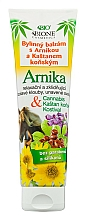 Fragrances, Perfumes, Cosmetics Foot Balm - Bione Cosmetics Cannabis Arnika Herbal Ointment With Horse Chestnut