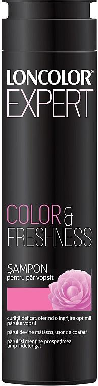 Shampoo for Colored Hair - Loncolor Expert Color & Freshness Shampoo