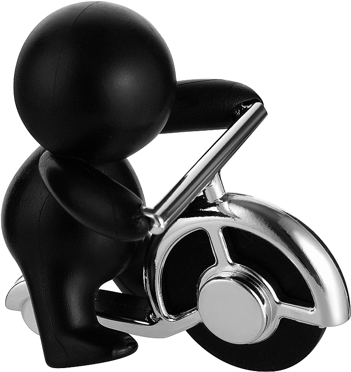 Mr&Mrs Fragrance Gino Black Cedarwood - Car Air Freshener