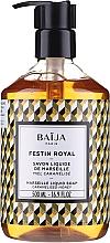 Fragrances, Perfumes, Cosmetics Marseille Liquid Soap - Baija Festin Royal Marseille Liquid Soap