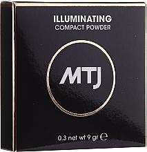 Fragrances, Perfumes, Cosmetics Illuminating Compact Powder - MTJ Cosmetics Illuminating Compact Powder