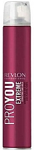 Fragrances, Perfumes, Cosmetics Ultra Strong Hold Hair Spray - Revlon Professional Pro You Extra Strong Hair Spray Extreme