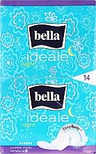 Fragrances, Perfumes, Cosmetics Sanitary Pads Ideale Ultra Night StaySofti, 14 pcs - Bella