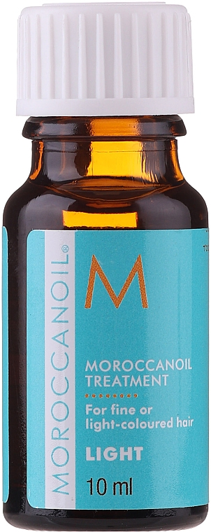 Repair Oil for Fine and Light Colored Hair - Moroccanoil Treatment For Fine And Light-Colored Hair