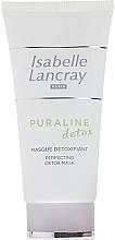 Fragrances, Perfumes, Cosmetics Face Mask - Isabelle Lancray Puraline Detox Mask