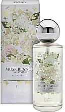 Fragrances, Perfumes, Cosmetics Saphir Parfums Flores de Saphir Musk Blanco & Jazmin - Eau de Toilette