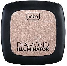 Fragrances, Perfumes, Cosmetics Highlighter - Wibo Diamond Illuminator
