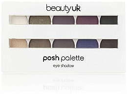 Fragrances, Perfumes, Cosmetics Eyeshadow Palette - Beauty UK Posh Eye Shadow Palette (01 -Eden)